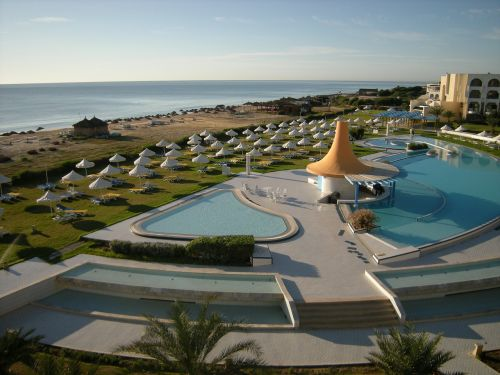 hotel complex hotel beach beach