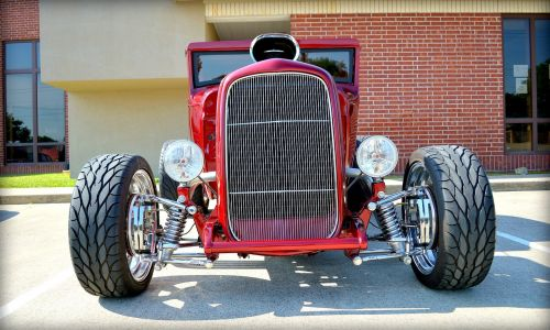 hotrod ford model a