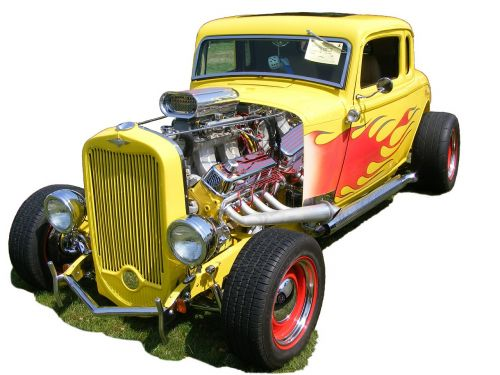 hotrod plymouth coupe