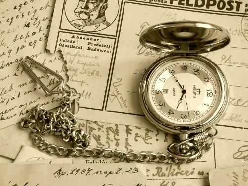 hour s pocket watch old