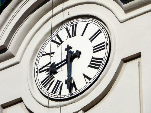 hour s church tower clock