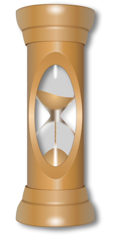hourglass time timer