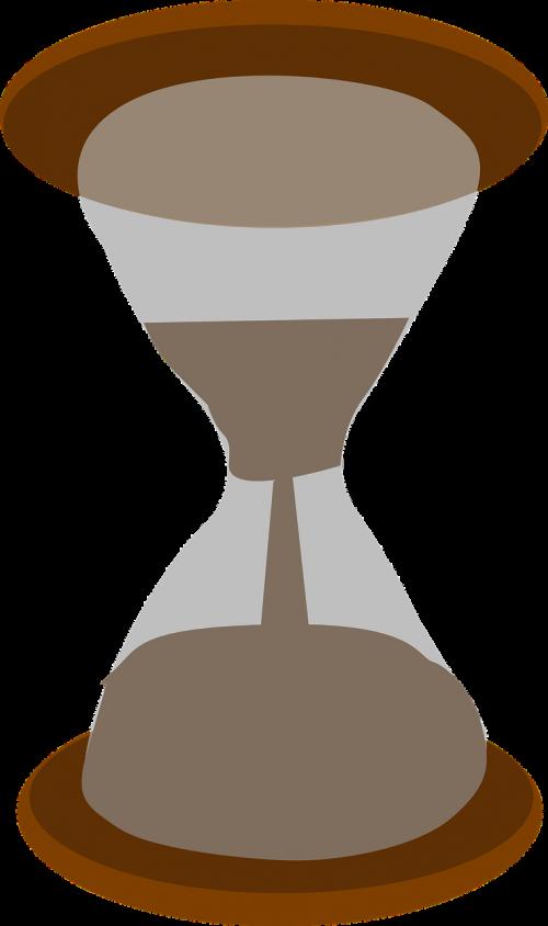 hourglass sandglass time