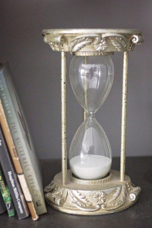 hourglass  timer  antique