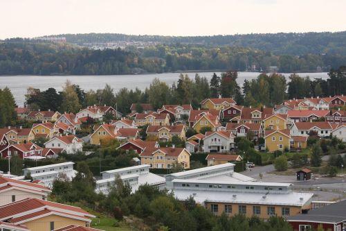 house ekerö housing