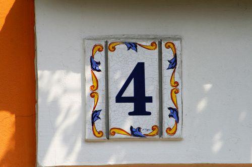 house address 4