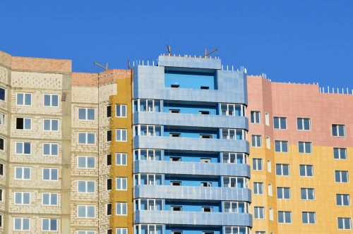 facade insulation home construction house