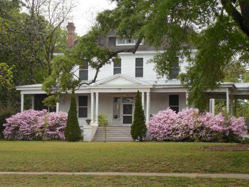 house spring springtime