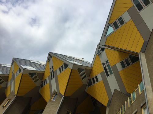 house cube house rotterdam