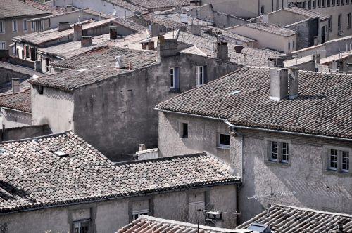 house village france
