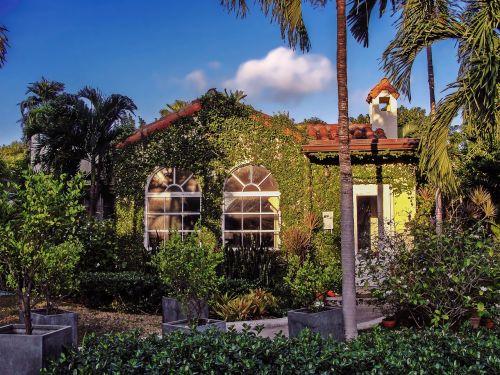 house garden housing