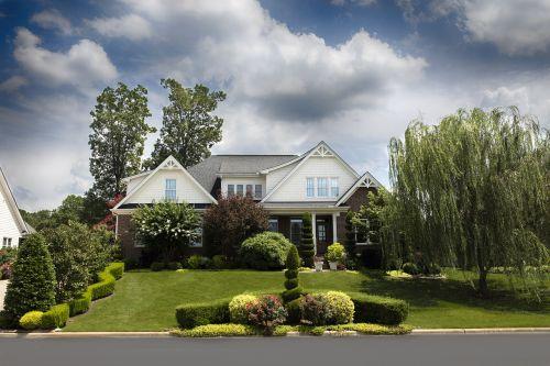 house residence home