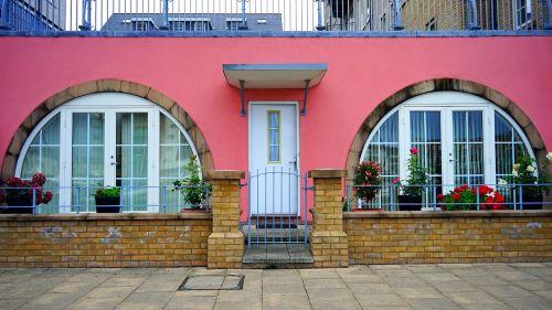 house door front door