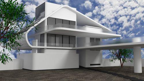 house exterior modern
