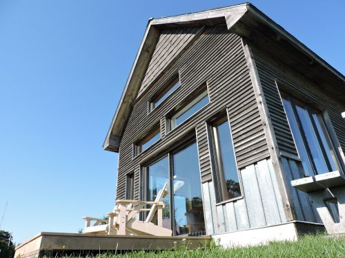house recycled solar