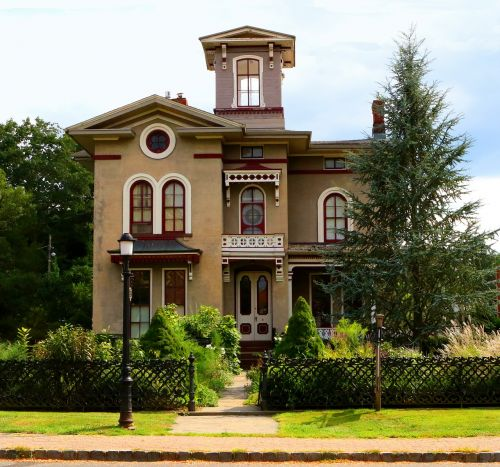 house victorian architecture
