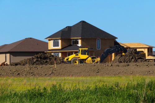 house construction built