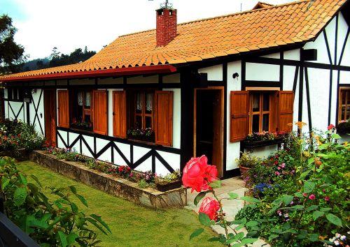 house garden german
