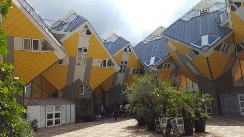 house rotterdam design