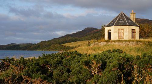 house deserted scotland