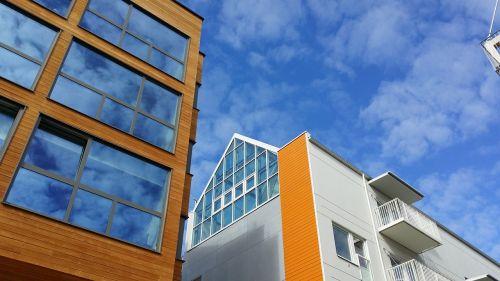 house facades himmel