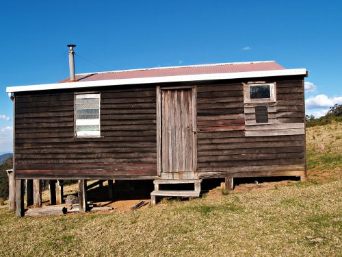 house shack hut
