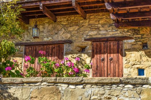 house village architecture