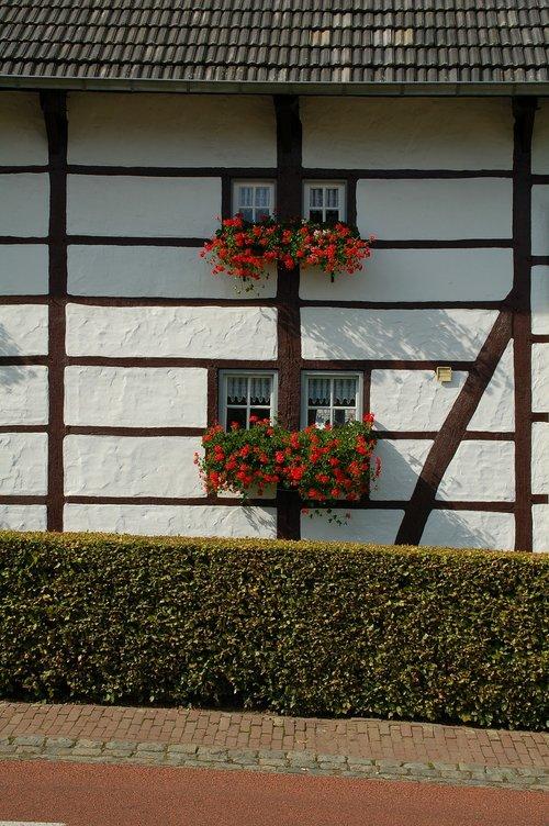 house  architecture  window