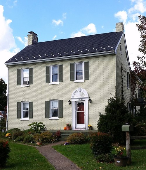 house  colonial  historic