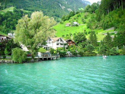 house switzerland swiss