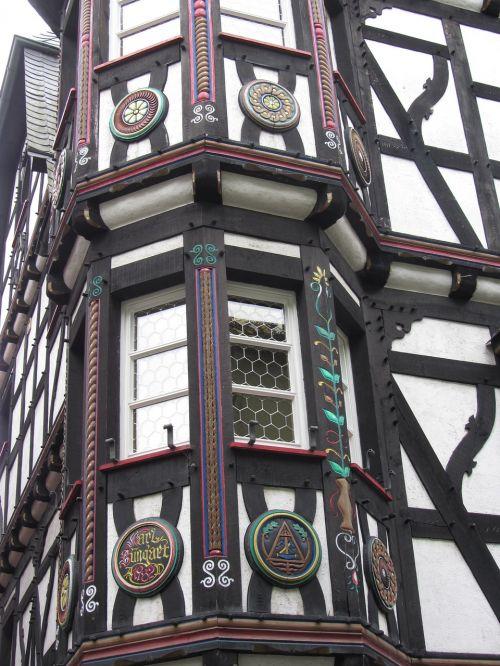 house timber-framed german