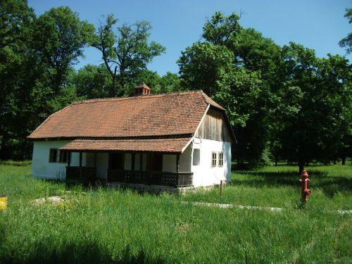 house romanian old