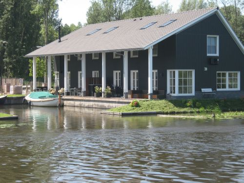 house water terrace