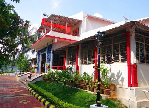 house building estate