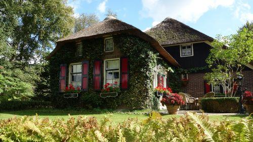 house giethoorn gelderland