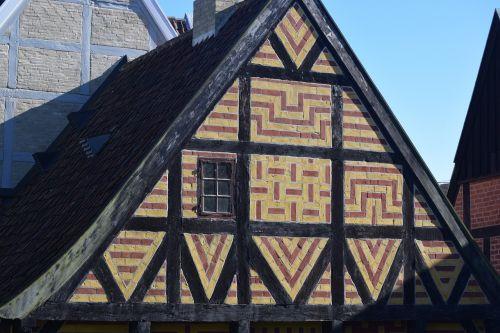 house ancient danish