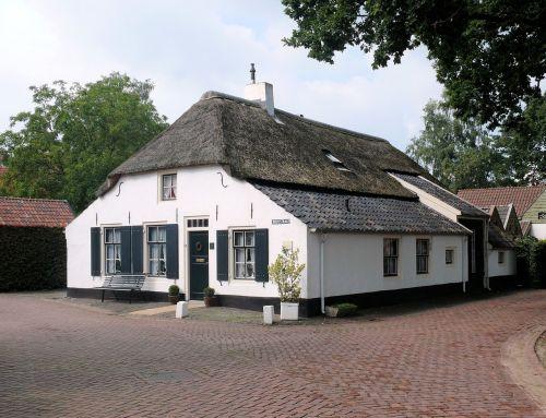 house village white