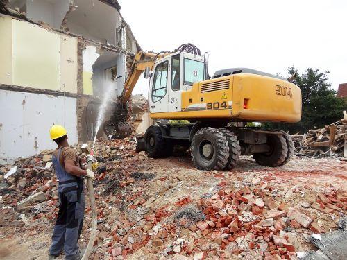 house demolitions house demolition excavators