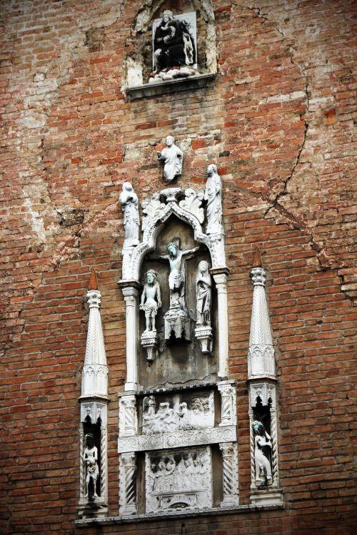 house facade italy venice