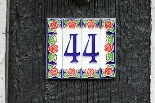 house number number pay