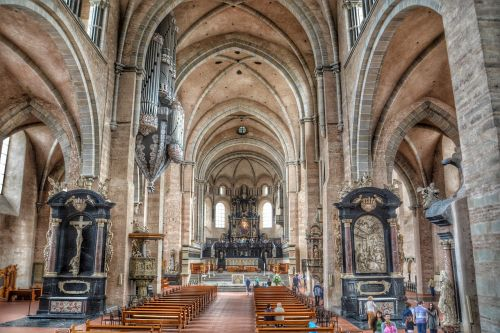 house of worship trier dom