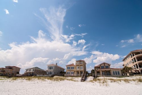 House Rentals On The Beach
