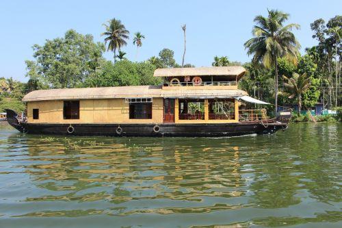 houseboat kerala boat house