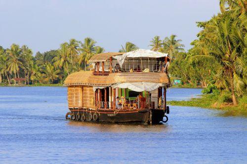 houseboat kerala alleppey houseboat boa