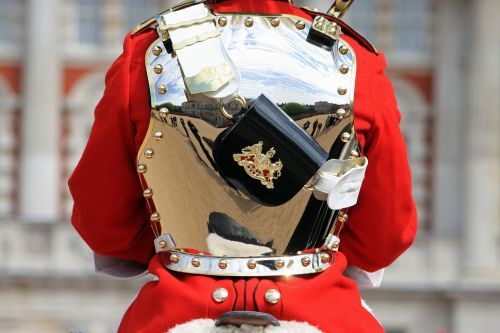 household cavalry soldier mounted royal