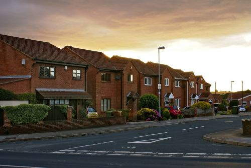 houses street osiedle