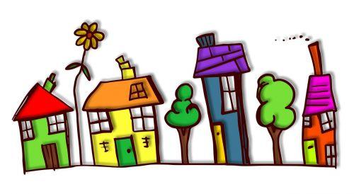 houses homes buildings