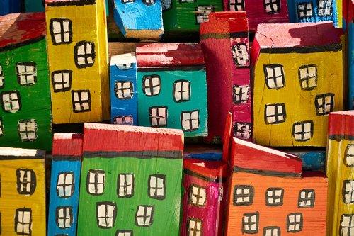 houses  handmade  cultural