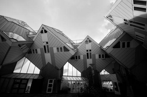 houses rotterdam architecture