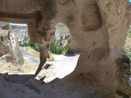 housing troglodite cappadocia